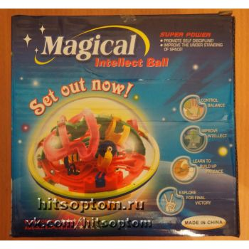 Шар-головоломка Magical Intellect Ball 118 шагов оптом