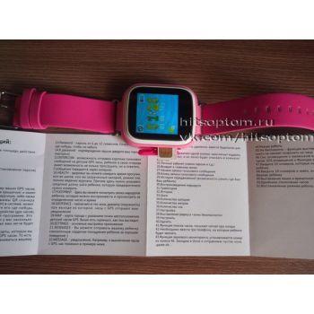 Детские часы Smart Baby Watch Q60S оптом