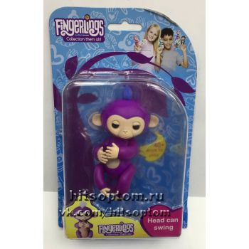 Обезьянки Fingerlings BABY MONKEY  оптом