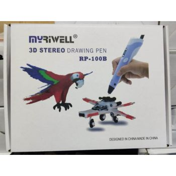 3D Ручка Myriwell Stereo Drawing Pen RP-100B оптом