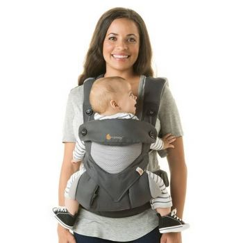 Рюкзак-кенгуру Ergo Baby 360 Baby Carrier оптом