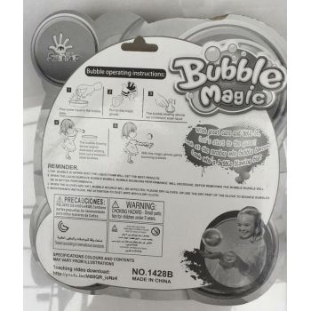 ПУЗЫРИ BUBBLE MAGIC  ОПТОМ