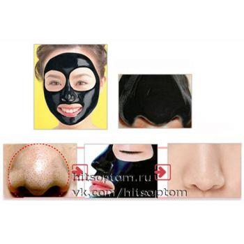 Маска от прыщей и черных точек Black Mask 60 гр. оптом
