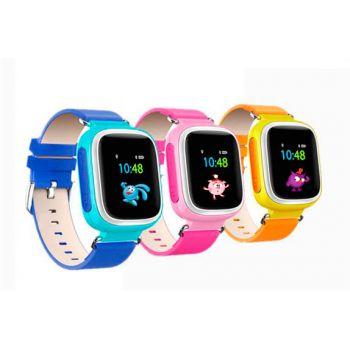 Детские часы Smart Baby Watch Q60 (копия) оптом