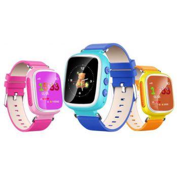 Детские часы Smart Baby Watch Q60S (копия) оптом