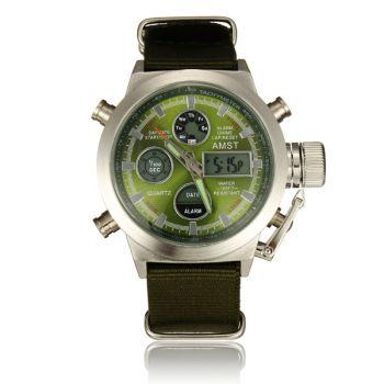 Часы военные AMST (копия) оптом
