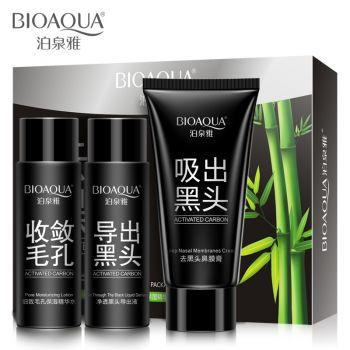 Набор для удаления черных точек Bioaqua (биоаква) оптом