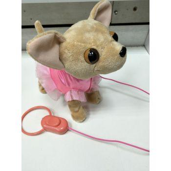 Интерактивная собачка на поводке Chi Chi Love оптом
