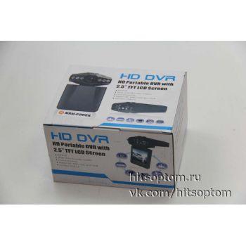 Видеорегистратор HD Portable DVR with 2.5 TFT LCD Screen оптом