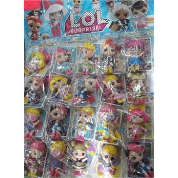 Куклы LOL на блистере оптом