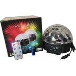 Проектор диско-шар MP3 с BLUETOOTH оптом