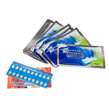 Полоски Advanced Teeth Whitening Strips отбеливания зубов оптом