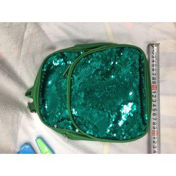 Женская сумка-рюкзак с пайетками оптом
