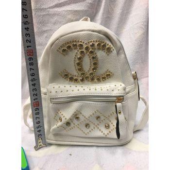 Женская сумка-рюкзак со стразами оптом