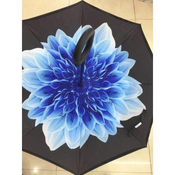 Зонт наоборот UnBrella оптом